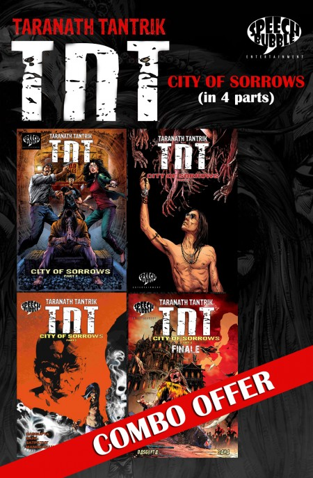 TNT : City of Sorrows : Combo Offer