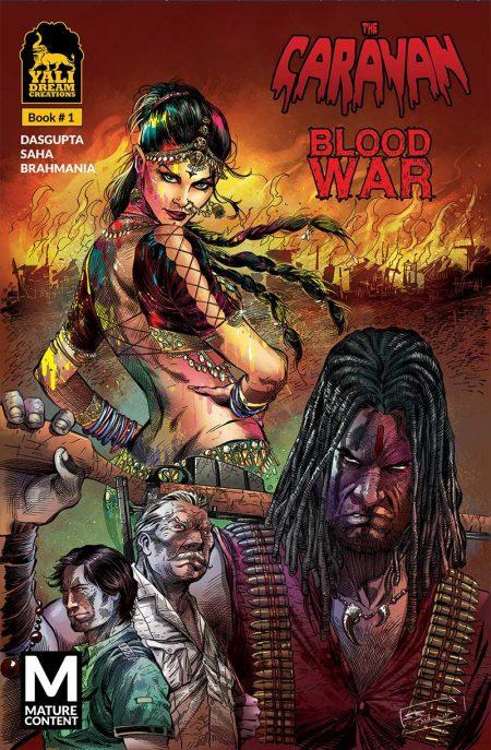 THE CARAVAN: BLOOD WAR 01