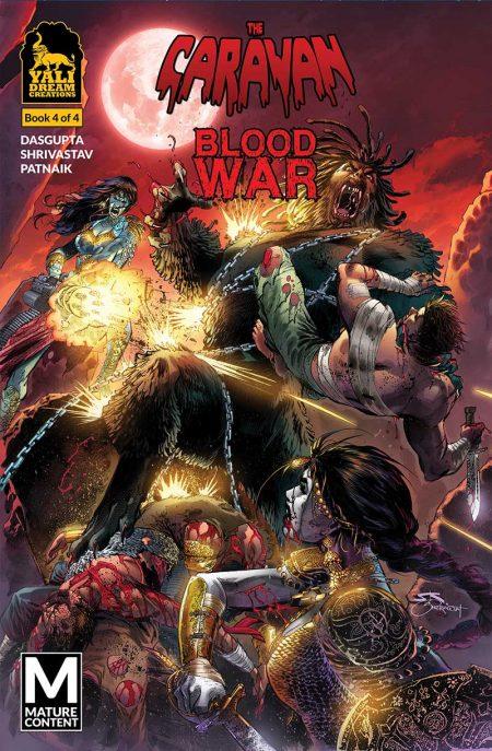 THE CARAVAN: BLOOD WAR 04